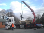 Our Crane Lorry Fleet
