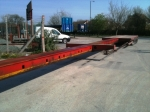 Extendable Trailers Up To 20 Metres   - Many Trailers Extend From 12m To 20m With Crane Truck